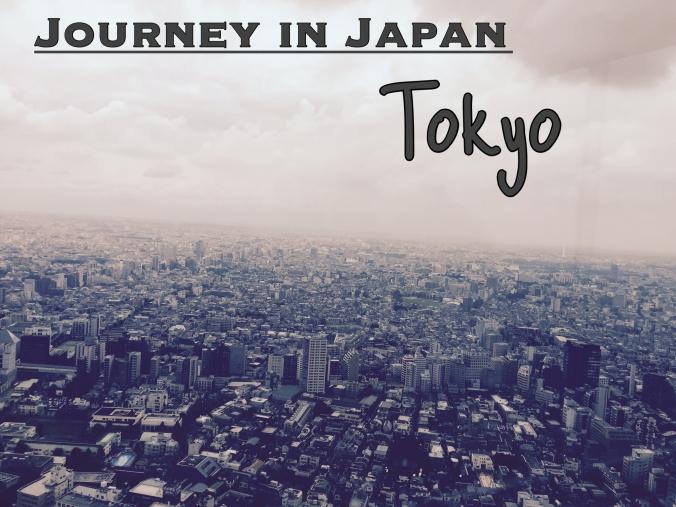 Journey in Japan - Tokyo