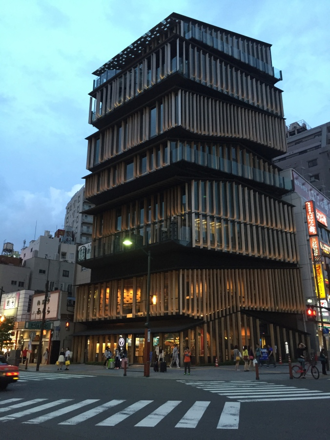 Asakusa Culture Tourist Information Centre