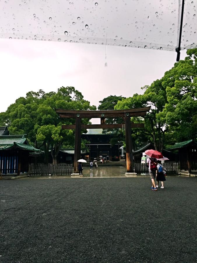 Inner torii